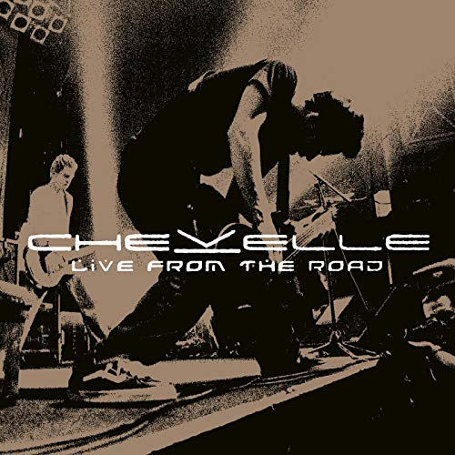 CHEVELLE - LIVE FROM THE ROAD (*NEW-CD, 2003, Epic)