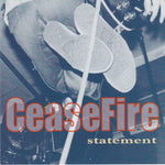 CEASEFIRE - STATEMENT (*Used-CD, 1997, Boot To Head) classic early hardcore