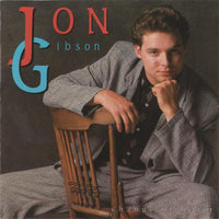 JON GIBSON - CHANGE OF HEART (*NEW-VINYL, 1988, Frontline)