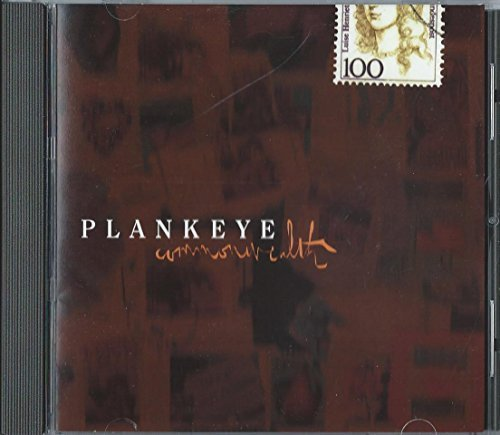 PLANKEYE - COMMONWEALTH (*Used-CD, 1996, Tooth-n-Nail)
