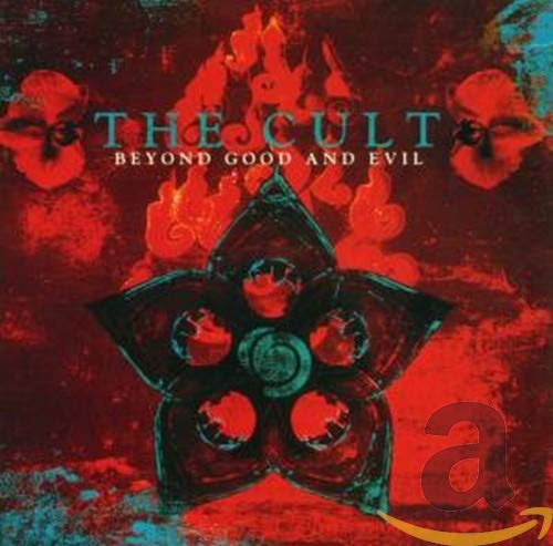 The Cult ‎– Beyond Good And Evil (*CD Pre-Owned, 2001, Atlantic) Hard rock !