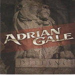 ADRIANGALE - DEFIANCE (*NEW-CD, 2014, Kivel) Jamie Rowe + Guardian hair metal! CD