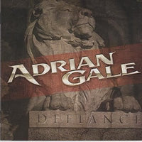 ADRIANGALE - DEFIANCE (2014, Kivel) Jamie Rowe + Guardian hair metal! CD