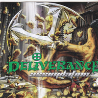 DELIVERANCE - ASSIMILATION (2-CD Set, 2007, Retroactive)