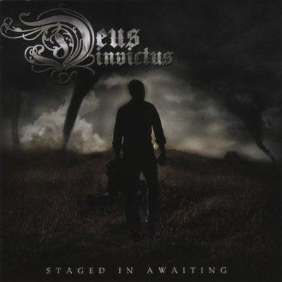 DEUS INVICTUS - STAGED IN AWAITING (CD, 2010, Bombworks) Prog Death Metal