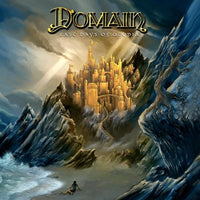 DOMAIN - LAST DAYS OF UTOPIA (*Pre-Owned 2-CD Set, 2005, Limb/SPV) Melodic Prog/Power import