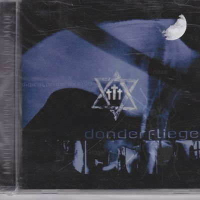 DEITIPHOBIA - DONDERFLIEGEN (*NEW-CD, 2001, M8)