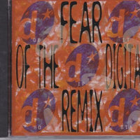 Deitiphobia - Fear of the Digital Remix (*NEW-CD, 1995, Myx Records)