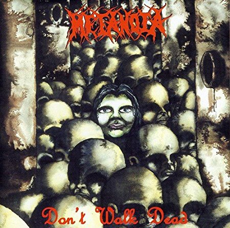 METANOIA - DON'T WALK DEAD (*NEW-CD, 1998, Rowe Productions)