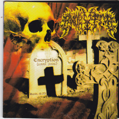ENCRYPTOR - ENCRYPTION (1999-2006) Import