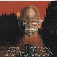 ETERNAL DECISION - ETERNAL DECISION (*NEW-CD, *AUTOGRAPHED! 1996, Godfather Records) Thrash Christian