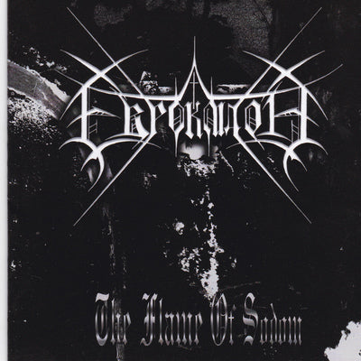 EVROKLIDON - THE FLAME OF SODOM (E.P., 2005, Bombworks)