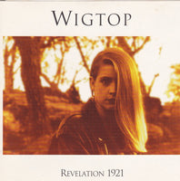 WIGTOP - REVELATION 1921 (*CD, 1992, Blonde Vinyl) Deitiphobia side project