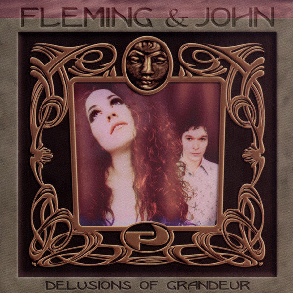 FLEMING & JOHN - DELUSIONS OF GRANDEUR (*Used-CD, 1995, R.E.X.) Classic!