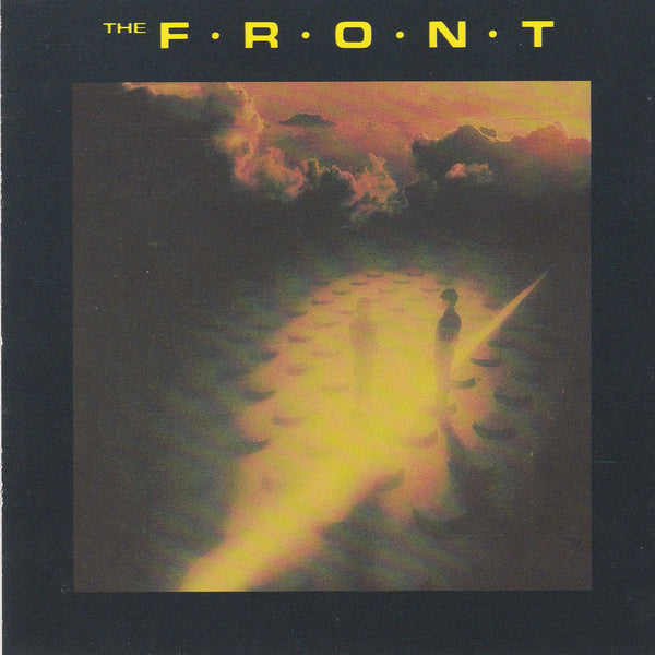 THE FRONT - THE FRONT (*CD, 1985, Benson Records) Tommy Funderburk