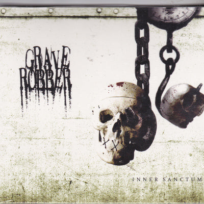 GRAVE ROBBER - INNER SANCTUM (*NEW-CD, 2009 Retroactive)