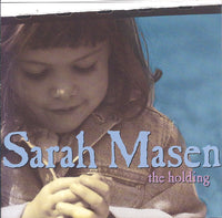 Sarah Masen ‎– The Holding (*Used-CD, 1995, The Art Institute) Indie Version