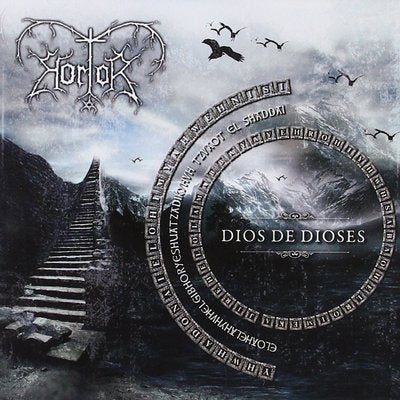 HORTOR - DIOS DE DIOSES (*NEW-CD, 2013, Bombworks) Black Metal w A Hill To Die Upon drummer