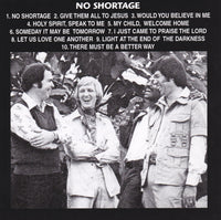 IMPERIALS, THE - NO SHORTAGE (*CD, 1975, Band Authorized CD-R)