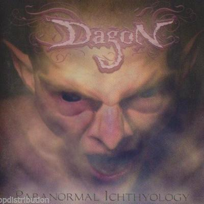 DAGON - PARANORMAL ICHTHYOLOGY (CD. Bombworks Records)