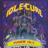 IDLE CURE - INSIDE OUT (*NEW-CD, 1991, Frontline Records) Original Issue