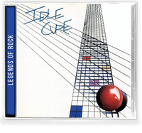 IDLE CURE - IDLE CURE + 1 bonus (*NEW-CD, 2019, Girder) Remastered