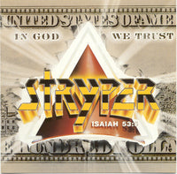 STRYPER - IN GOD WE TRUST (*Used-CD, 1988, Enigma)