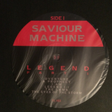 SAVIOUR MACHINE - LEGEND PART 1 (*2-LP NEW-BLACK VINYL, 2017, Floga) ***Last Copies! Prog Gothic Metal!