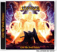 STRYPER - EVEN THE DEVIL BELIEVES (NEW-CD, 2020, Frontiers) Brilliant album!