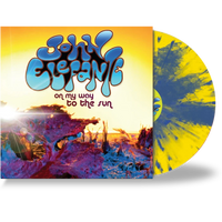 "JOHN ELEFANTE - ON MY WAY TO THE SUN (*Yellow Vinyl 12"" + 7"") KANSAS / MASTEDON"
