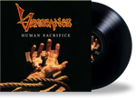 VENGEANCE RISING - HUMAN SACRIFICE (*Black Vinyl, 2020, Roxx) Limited supply