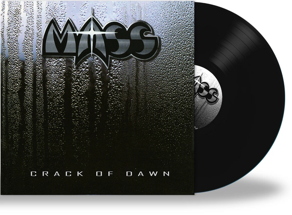 MASS - CRACK OF DAWN (BLACK Vinyl, 2020, NoLifeTilMetal)
