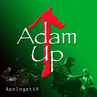 ApologetiX ‎– Adam Up (CD, 2003) Christian Parodies