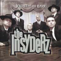 The Insyderz ‎– Fight Of My Life (*NEW-CD, 1998, KMG) Ska!!!!
