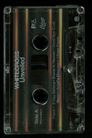 WHITECROSS - UNVEILED (*NEW-CASSETTE, R.E.X.) Classic hard rock and metal!