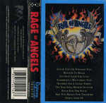 Rage Of Angels ‎– Rage Of Angels (*Pre-Owned TAPE, 1989, Regency Records)