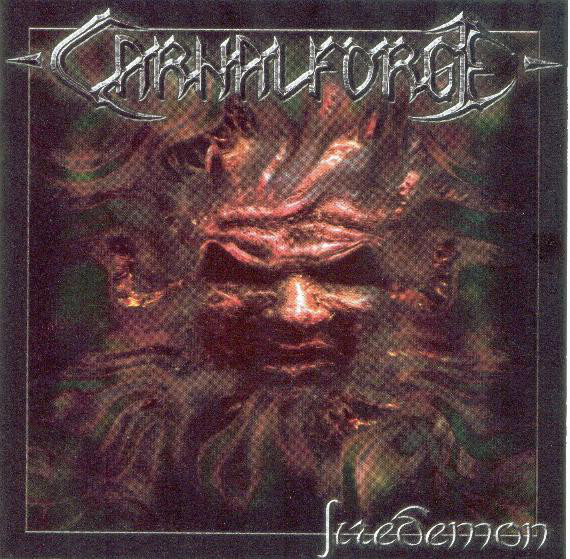 Carnal Forge ‎– Firedemon (Pre-owned CD, 2000, Century Media) For fans of Slayer/early Believer