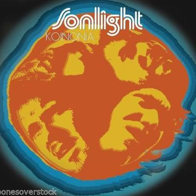 KOINONIA - SONLIGHT (*NEW-CD, 2014, Born Twice Records) (Andrae Crouch back up band)
