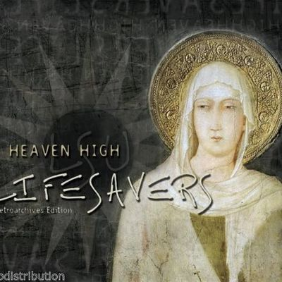 LIFESAVERS - HEAVEN HIGH (*NEW-CD, 2014) Retroactive Records