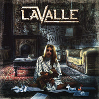 LaVALLE - DEAR SANITY (Kivel Records) CD mainstream hair metal