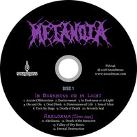 METANOIA - IN DARKNESS OR IN LIGHT (2-CD Reissue, Soundmass, 2018)