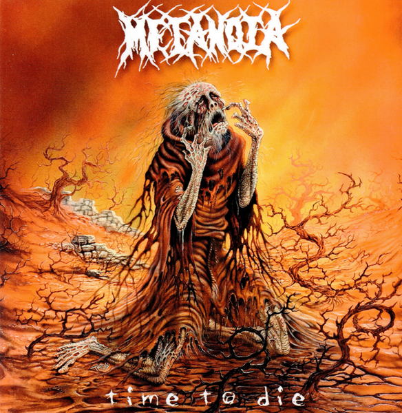 METANOIA - TIME TO DIE (NEW-CD, 2020, Soundmass) Remastered Classic Death Metal