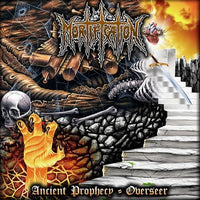 "MORTIFICATION - ANCIENT PROPHECY / OVERSEER (10"" Vinyl, 2017, Soundmass)"