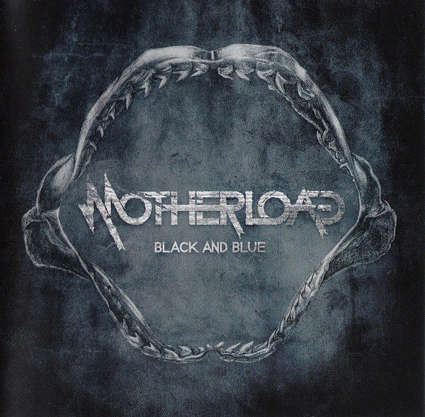Motherload ‎– Black And Blue (*Pre-Owned CD, 2013, Indie) Melodic hard rock/metal