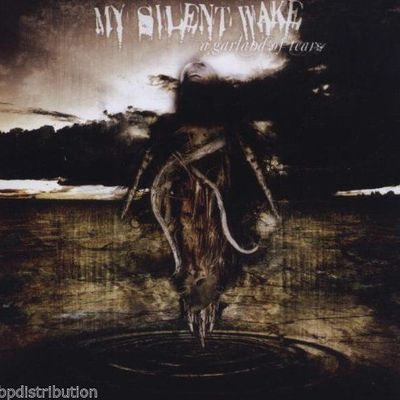MY SILENT WAKE - A GARLAND OF TEARS (*NEW-CD, Bombworks Records) Seventh Angel