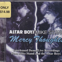 ALTAR BOYS/MIKE STAND - MERCY THOUGHTS  CD