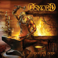 OSKORD - WEAPON OF HOPE (*NEW-CD, 2011, Soundmass) ex-Holy Blood members