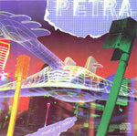 PETRA - BACK TO THE STREETS (*Used-Vinyl, 1986, Star Song)