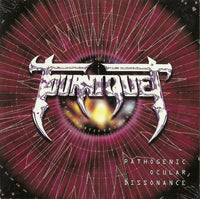 Tourniquet ‎– Pathogenic Ocular Dissonance (*Pre-Owned-CD, 1991, Intense Records) Original Issue