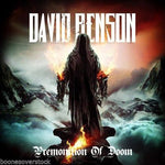 DAVID BENSON - PREMONITION OF DOOM (*NEW-CD, 2012, Retroactive Records)